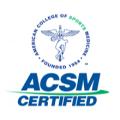 ACSM美国运动医学会