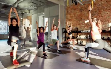 健身教练定位不同, 教学专业不同